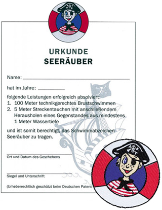 Piratenurkunde