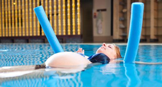 Kurs Schwangeren Schwimmen