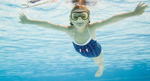 Kompakt Schwimmen
